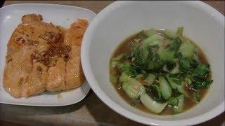 Asian Style Sweet N' Tangy Salmon Recipe