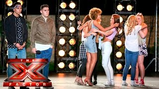 There really is Blank Space for Group 11 | Boot Camp |  The X Factor UK 2015