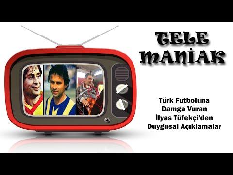 Türk Futboluna Damga Vuran İlyas Tüfekçi'den Duygusal Açıklamalar