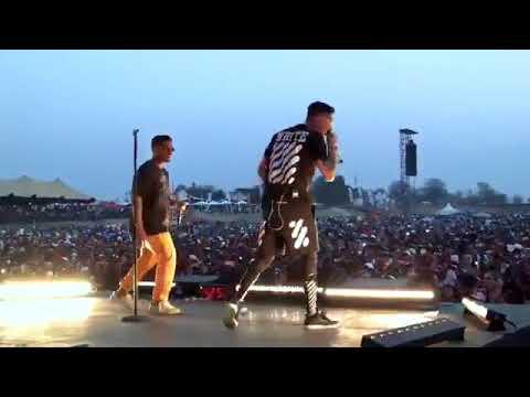 AKA and Anatii Joburg Live Performance