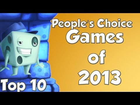The People's Choice Top 10 Games of 2013 - with Tom Vasel
