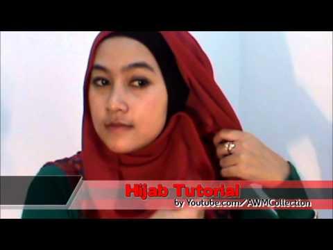 Tutorial Hijab #139
