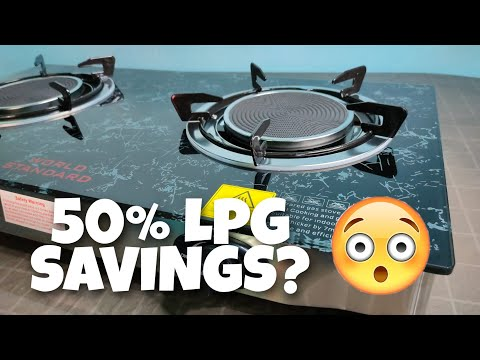 World Standard Infrared Gas Stove Unboxing + Initial Review Shopee 2020 + GIVEAWAY!