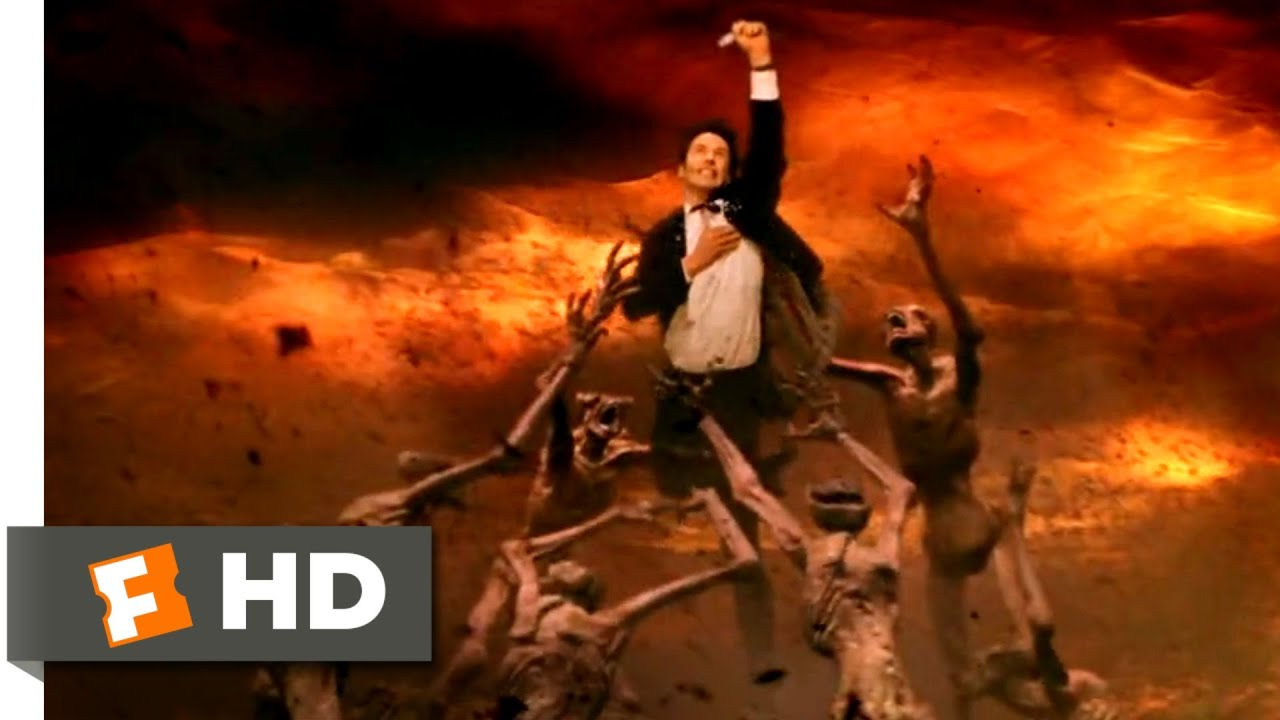 Download Constantine (2005) - Burning In Hell Scene (3/9) | Movieclips