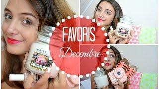 favoris  du mois de décembre :) Thumbnail