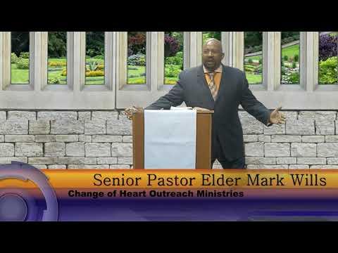 Senior Pastor Mark Wills