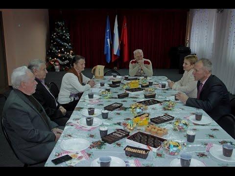 Глава города Геннадий Воронин встретился с почетными жителями Луховиц