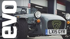 evo Track Evening in association with Sky Insurance - Caterham Seven 420 R