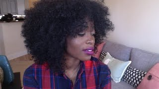KINKY Curly WIG: CANDEE BY OUTRE| Protective Style
