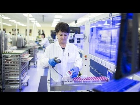 Inside the Mayo Clinic Diagnostic Testing Labs