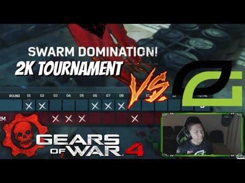 Pro Match vs Optic Gaming | 2K Tournament | Gears of War 4