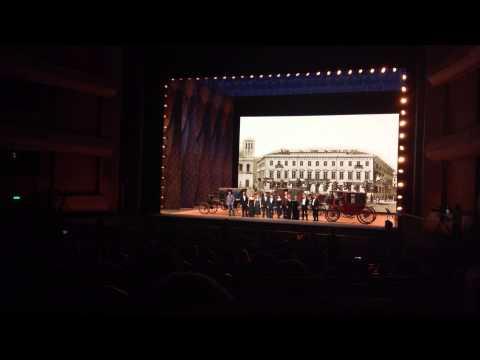 Репетиция к открытию новой сцены Мариинского театра(9)
