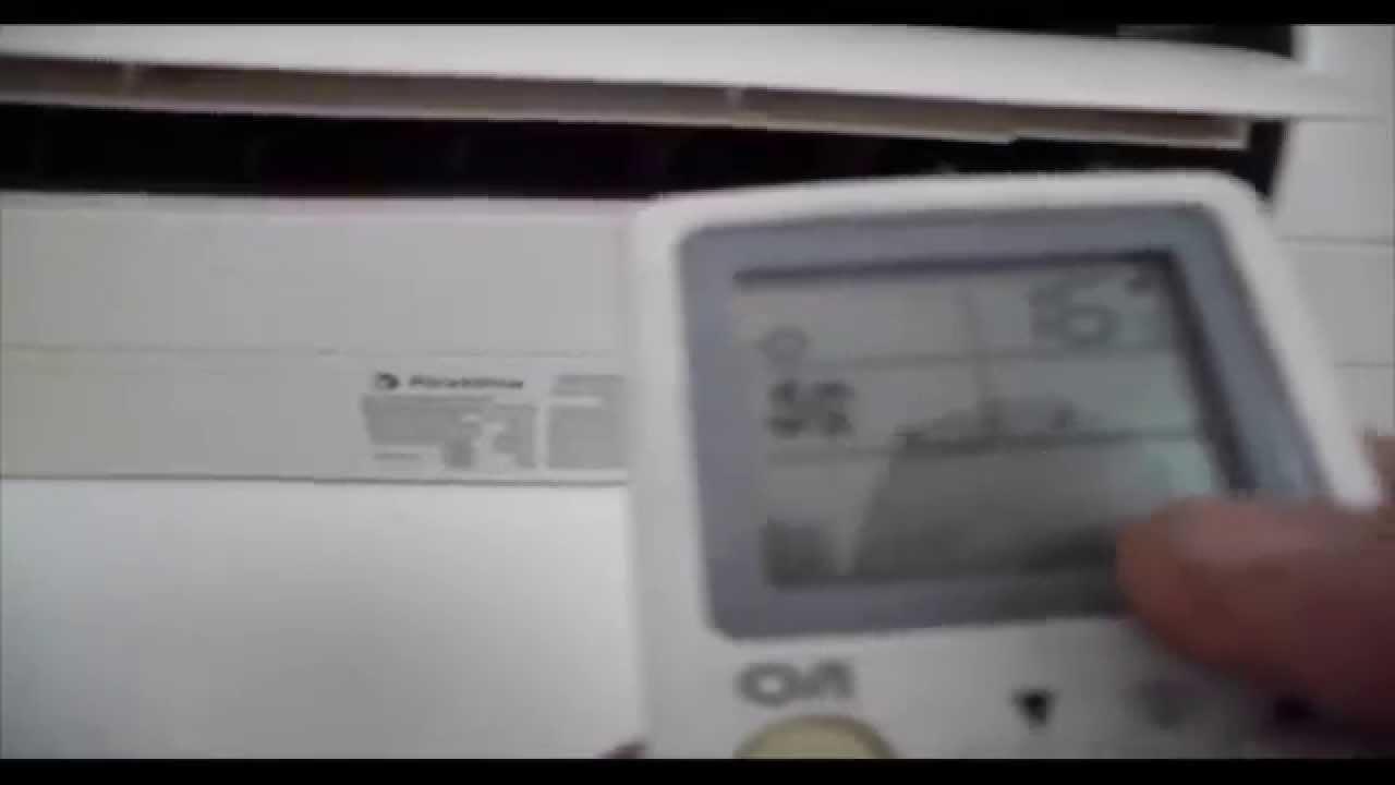 Aire acondicionado no funciona problema programaci n de - Humidificador para aire acondicionado ...