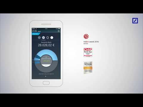 Deutsche Bank Mobile – A Video Tutorial about the banking ap