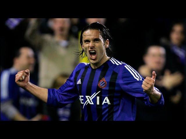2005-2006 - Club Brugge - Excelsior Mouscron - GOAL Bosko Balaban