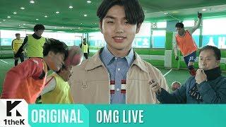 Omg Live 無뜬금라이브 : Sam Kim 샘김  _ It's You  Feat.zico