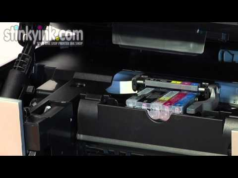 Fixing Errors with Canon Printer Cartridges