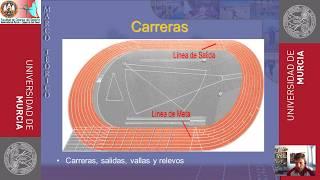 Fundamentos Características de una pista de atletismo