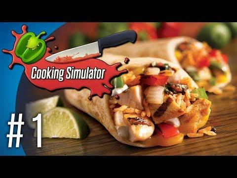 Cooking Simulator #1