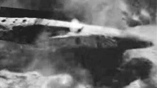 Съемка корабля НЛО на Луне.2015