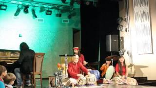 �������� ���� Solo Javad Aidaоui& BUGARABU & Venera Urazbekova / музей М.И., Almaty, 15/01/17, ������