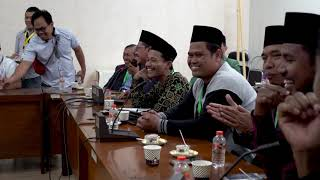 Religious delegation visits Jamaat in Indonesia