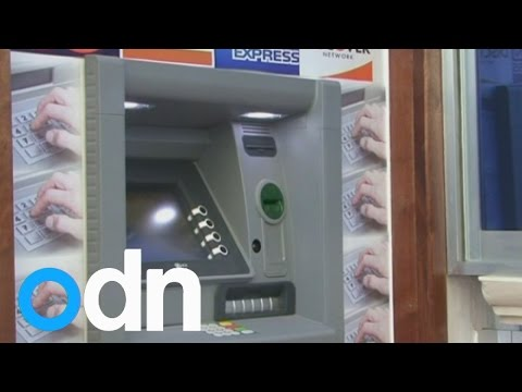 Somalia's first cash machine opens in Mogadishu
