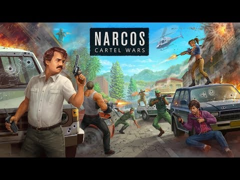 Narcos: Cartel Wars  ► Gameplay IOS & Android