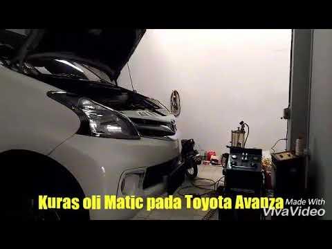 Oli Matic Grand New Avanza Type G 2017 Kuras Toyota Youtube