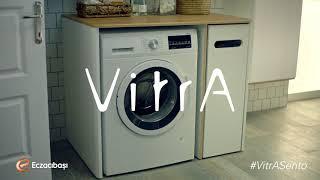 VitrA Sento Banyo Dolabı