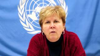 Jane Holl Lute: Barriers to innovation in UN peacekeeping