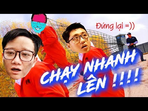 THE ESCAPISTS 2 #2: TEAM ĐỤT THOÁT ÁN TỬ HÌNH TRONG GANG TẤC =)))