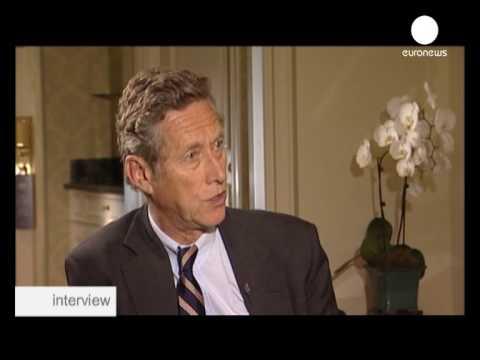 euronews interview - Olivier Blanchard, economista jefe del FMI