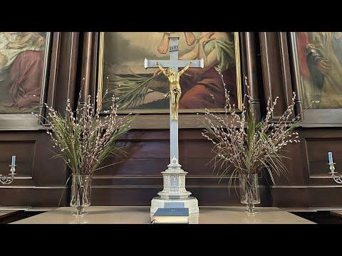 02.04.2021 | Lielās piektdienas pārdomas | Rīgas Sv. Pāvila draudze