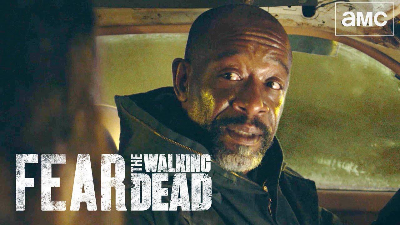 Morgan & Grace Seek Shelter: Sneak Peek Ep. 702 | Fear The Walking Dead
