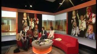 The New Seekers on BBC Breakfast