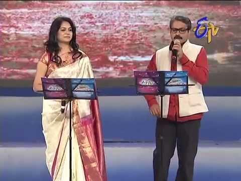Swarabhishekam - Sunitha & S.P.Charan Performance - Chiguraku Chatu Chilaka Song - 6th July 2014