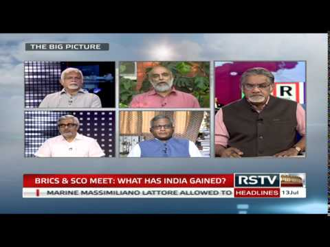 The Big Picture - BRICS & SCO Meet: What has India gained?