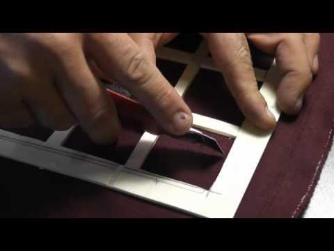 5b154dd49c Hobbistica costruzione vassoi portamonete - YouTube