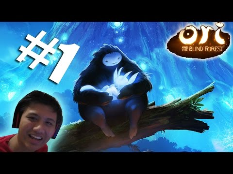 INDAHNYA GAME INI | Ori And The Blind Forest Definitive Edition Indonesia | Bagian 1