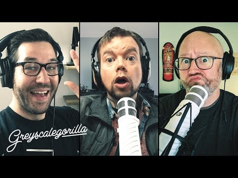 """Greyscalegorilla Podcast Ep. 81: """"Wrangling Client Expectations"""""""