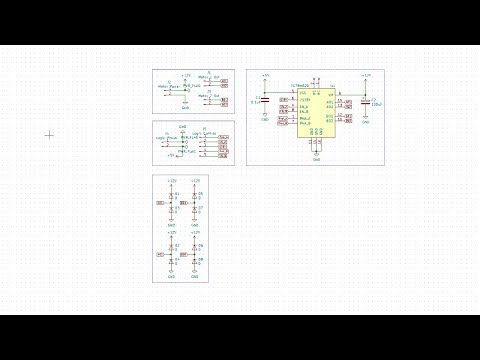 KiCad: Cloning subcircuits with layout | FunnyCat TV