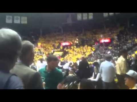 ISU-Wichita State: Koch Arena