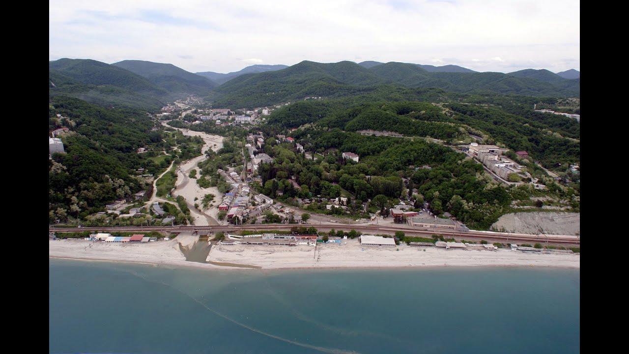 фото посёлка шепси