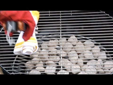 How to Oil Grill Grates - Clean and Safe