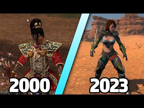 Evolution of Metin2