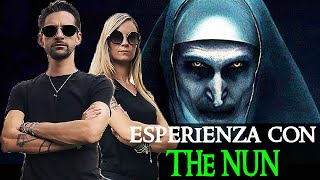 THE NUN REAL STORY | GHOSTHUNTERS EXPERIENCE | PIT
