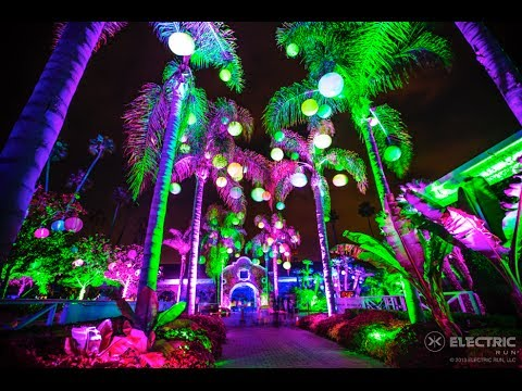 Electric Run ® 2014 Official Video