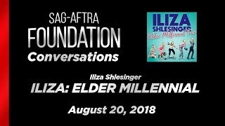 Conversations with Iliza Shlesinger of ILIZA: ELDER MILLENNIAL