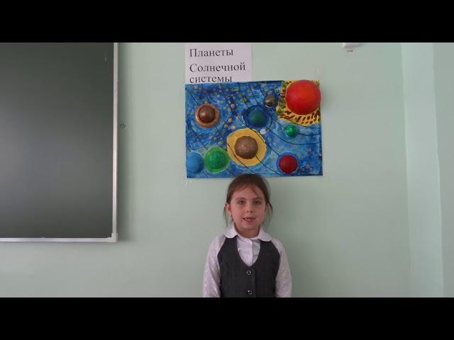 Изображение предпросмотра прочтения – КираДементьева читает произведение «Черёмуха» С.А.Есенина